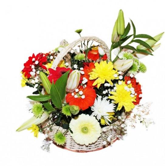 Bouquet fleur de lys