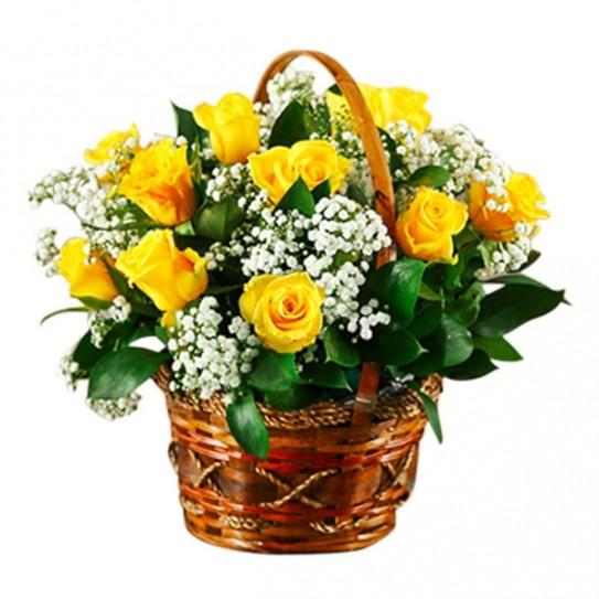 Sunny basket