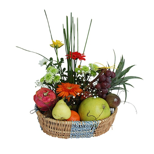 Panier fruits Maurice