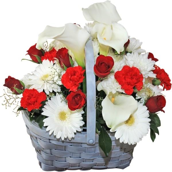 Heart Warming basket
