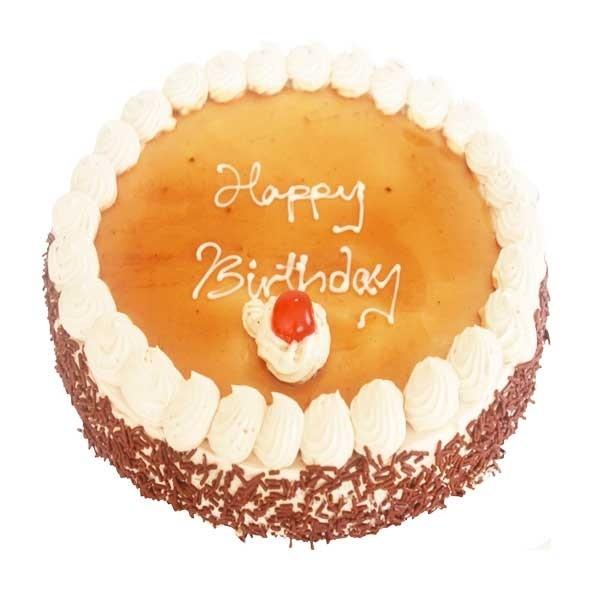Moka Vanilla cake