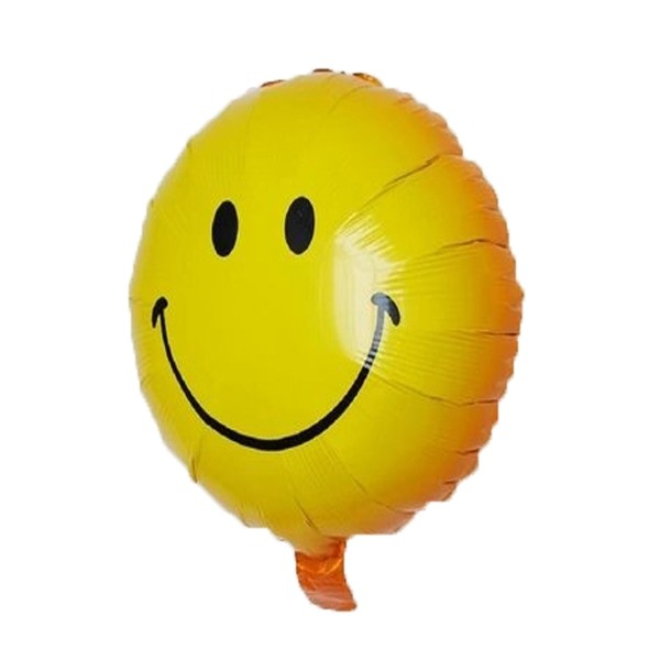 Yellow balloon Smiley