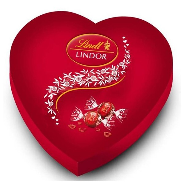 Lindor Lindt Heart Chocolate