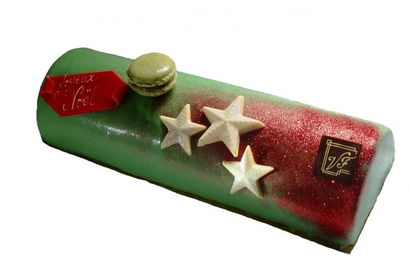 Sencha Christmas Yule Log