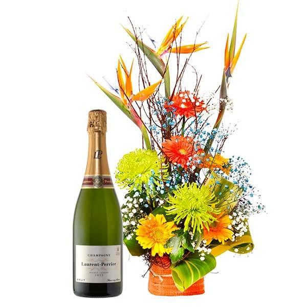 Zen abondance champagne