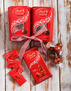 Chocolate Lindt Assortment