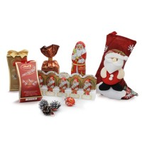 Choc Chausette Rouge