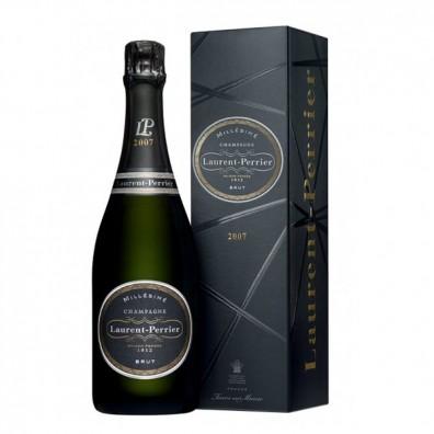 Champagne Laurent Perrier Brut Millésime 2007