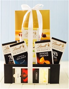 Chocolate Lindt Supreme