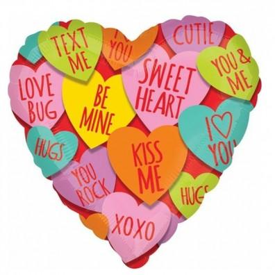 Sweet Heart Balloon